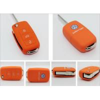 Buy cheap Silicone Car Key Cover Remote Case from wholesalers