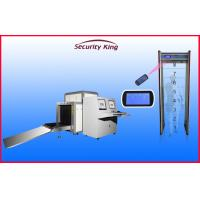 China Transport Safe Big channel X Ray Scanning Machine , Baggage X Ray Scanner for Airport on sale