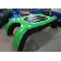 China Competitive inflatable outdoor press the keys interactive sport games on sale