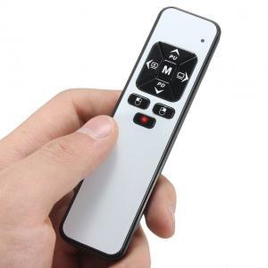 China 3.7V RF Wireless Presenter USB Wireless Presenter For Powerpoint Presentation wholesale
