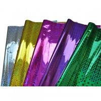 China Holographci personalized premium Gift Wrapping Paper , christmas wrap Tissue paper wholesale