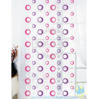 China CU76 Colorful Modern Wholesale Fabric Curtain wholesale