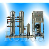 China Mineral Water Drinking Water Treatment Systems For Purification / Water Softening on sale