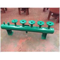 China ASME Certified Industrial Compressed Air Receiver Tanks Vertical / Horizontal wholesale