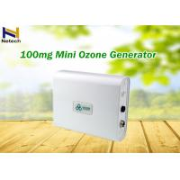 China Portable 100mg Ozone Machine For Car Air Purity Chraming on sale