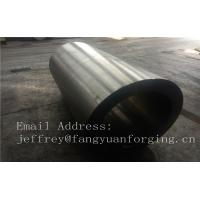 China 4130 4140 42CrMo4 4340 Forged Seamless Steel Pipe Oil Well Pipe sleeves Coupling Pipe Petroleum Industry wholesale