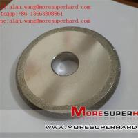 Quality Electroplated Diamond Grinding Wheels for Profile Forming Or Surface Grinding Of for sale