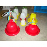 China Plasson Bell Waterers Breeder Farm Chicken Drinkers wholesale