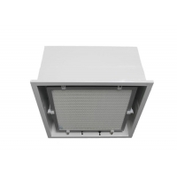 China Powder Coated Steel HEPA Filter Terminal Box With Smooth Diffuser wholesale