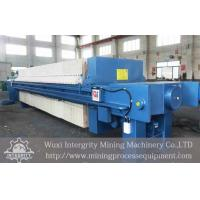 China Membrane High Pressure Filter Press Machine Tailings Dewatering wholesale