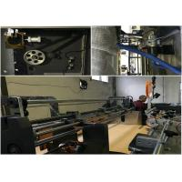 Quality Non Manual Rotary Slitting Machine / Paper Cutter Machine 50 To 500gsm Cutting Thickness for sale