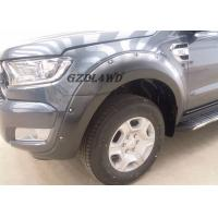 China 4WD Fender Flares / Fender Flare Trim For  Ranger T6 PX2 2015 2016 wholesale