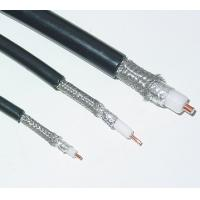 China TC Braiding Low Loss 400 50 Ohm Signal Coaxial Cable for Mobile Antennas wholesale