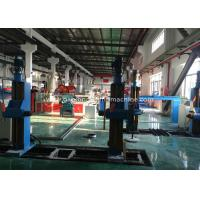 China High Speed Automatic PVC Wire Coating Machine Hot Dip Galvanized With 1mm Thickness wholesale