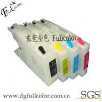 China 4 Color Refillable Ink Cartridge Without chip for Brother MFC6490CW printer wholesale