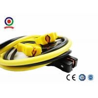 China Essential Safety Car Battery Booster Cables 300A - 600A Insulated Color Coded Handles wholesale