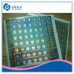 China 3D hologram sticker , Rainbow Custom Hologram Stickers , anti-counterfeiting hologram sticker wholesale