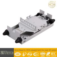 China Straight Through Fiber Optic Cable Termination Boxes Desktop Mounting Dustproof on sale