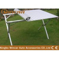 China Professional  Outdoor Camping Tables , aluminum folding beach table wholesale