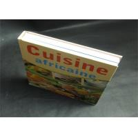Quality Saddle Stitch Hardcover Book Printing for sale