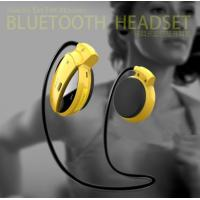 China 4.1 Stereo Sport Bluetooth Earphone Wireless With 180 Hours Standby Time wholesale