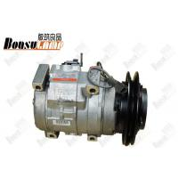 China Isuzu CYZ10 1835323290 Air Conditioning Compressor Assembly on sale