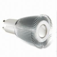 China 7W MR16 LED Bulb with 0.5 to 0.62 Power Factor, CE and TUV Certified, RoHS Directive-compliant wholesale