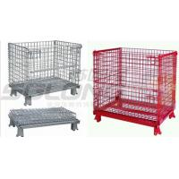 Buy cheap wire container, wire cage, collapse wire cage , collapse wire container , from wholesalers