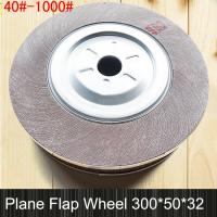 China 300*50*32mm Good  quality Chuck Flap Wheel wholesale