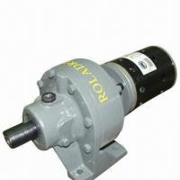 China Special Gear Motor Design with Strong wholesale