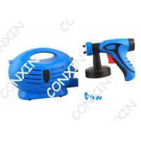China 110V Electric Sprayer , 60Hz Handheld Paint Sprayer Plastic 130DIN / Secs wholesale