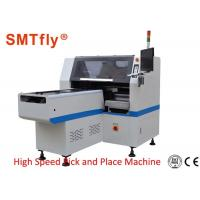 China High Speed PCB Pick And Place Machine 0.02mm Mounting Precision 0.5Mpa Air Force wholesale
