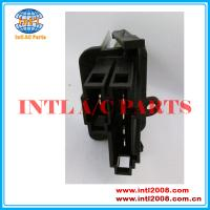China 1HO959263 Blower Motor Resistor for VOLKSWAGEN VW Golf 3 Heater resistor/Regulator/radiator fan motor resistor wholesale