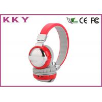China Portable Bluetooth Headphone Wireless Bluetooth Headset with FM Radio for Smartphone wholesale