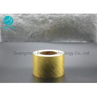Quality Tobacco Aluminium Foil Paper / Environment Friendly Paper Backed Aluminium Foil for sale