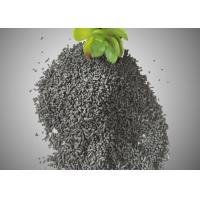 China 4mm Impregnated KOH Columnar Activated Carbon / Activated Charcoal Particles wholesale