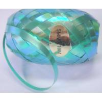 Quality Iridescent rainbow 5mm10m Curled Ribbon Egg for Wedding and Valentine's day for sale
