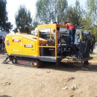 China 97KW power engine Horizontal Directional Drilling Rigs , Comfortable Hdd Rig wholesale