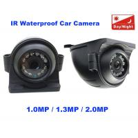 China Night Vision Side View Car Reversing Camera Waterproof With IR , 2.0 Megapixels wholesale