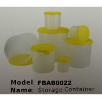 China FBAB0022 for wholesales eco-friendly super set food storage containers on sale
