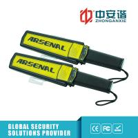China Super Wand Hand Held Security Metal Detector High Sensitivity Body Scanner Detector wholesale