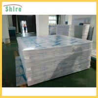 China Polycarbonate Sheet Plastic Protection Film Hot Temperature Endurable wholesale