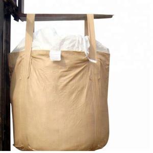 China 1000kg - 2000kg Recycled Jumbo Bag , Custom Size / Color Woven Jumbo Bags wholesale