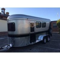 Buy cheap Made In China Caravan Float 2 Horse Kitchen and Bunk Bed from wholesalers