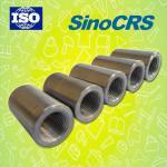 China Construction Rib Peeling Parallel Thread Rebar Coupers / Mechanical Rebar Coupler wholesale