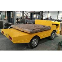Buy cheap Battery Operated electric cargo truck  With 3 Ton Loading Capacity Platform from wholesalers