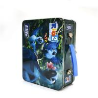 China Personalized Children's Tin Lunch Boxes wholesale