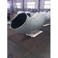 China Big size butted welding carbon steel bend wholesale
