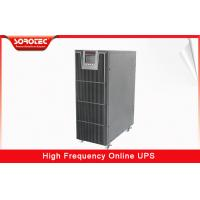 China Reliable 3 phase Online High Frequency UPS Uninterruptible Power Supply 20KVA/18KW wholesale