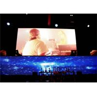 China P3 RGB Led Screen Display Full Color / Stage Led Video Display With Small Pixel Pitch wholesale